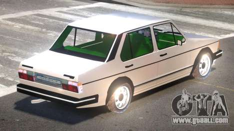 1986 Volkswagen Jetta V1.0 for GTA 4