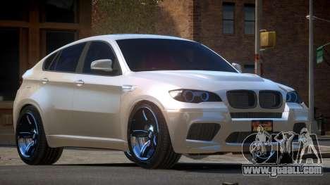 BMW X6M SR for GTA 4