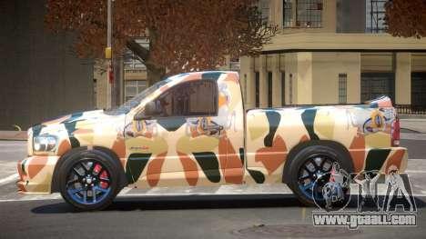 Dodge Ram R-Tuned PJ6 for GTA 4