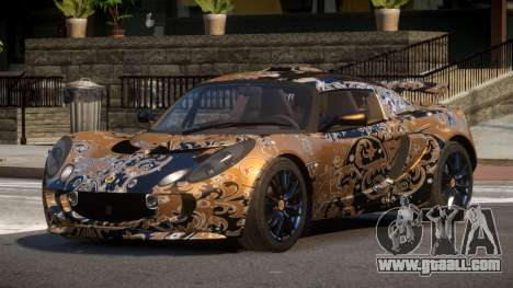 Lotus Exige M-Sport PJ4 for GTA 4