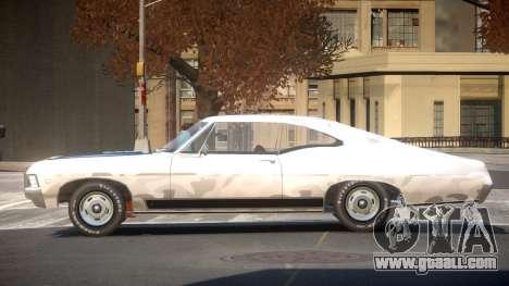 Chevrolet Impala GS PJ6 for GTA 4