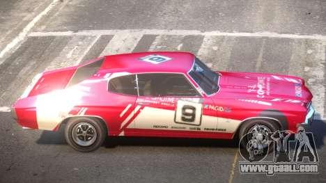 Chevrolet Chevelle 454 GT PJ5 for GTA 4