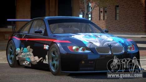BMW M3 GT2 MS PJ6 for GTA 4