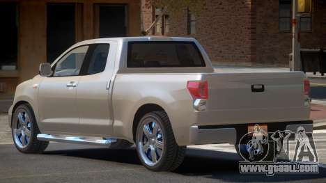 Toyota Tundra RT for GTA 4