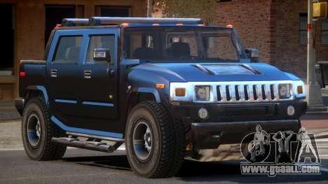 Hummer H2 TR for GTA 4