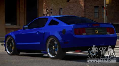 Ford Mustang G-Tuned for GTA 4