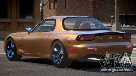 Mazda RX-7 Qn for GTA 4