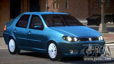 Fiat Albea V1.0 for GTA 4