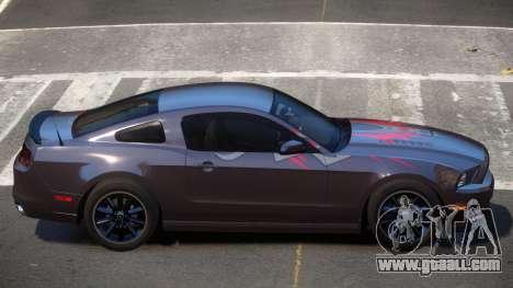 Ford Mustang 302 MS PJ4 for GTA 4