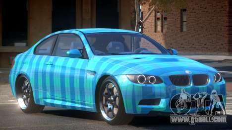 BMW M3 E92 R-Tuned PJ5 for GTA 4