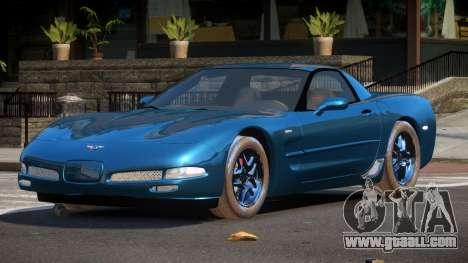 Chevrolet Corvette C5 LT for GTA 4