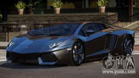 Lamborghini Aventador LP700-4 GS for GTA 4