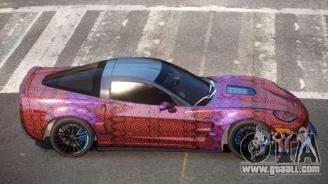 Chevrolet Corvette R-Tuned PJ3 for GTA 4