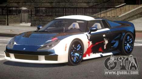 Rossion Q1 M-Sport PJ1 for GTA 4