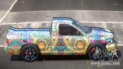 Dodge Ram R-Tuned PJ5 for GTA 4