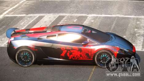 Lamborghini Gallardo FSI PJ4 for GTA 4