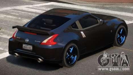 Nissan 370Z Qn for GTA 4