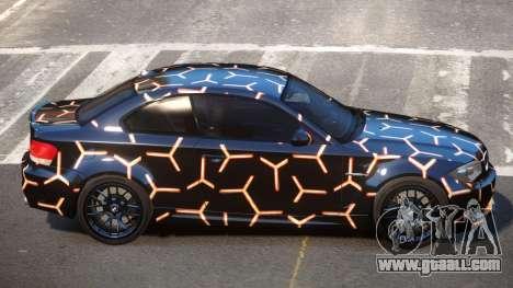 BMW 1M E82 MS PJ3 for GTA 4