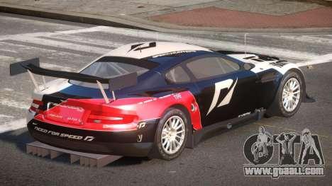 Aston Martin DBR9 G-Sport PJ5 for GTA 4