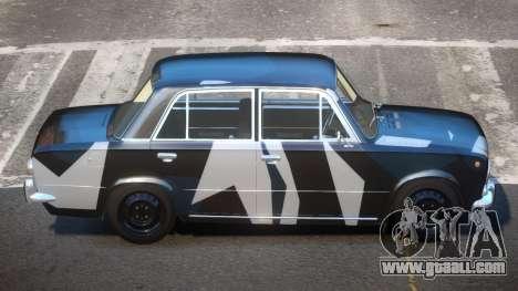 VAZ 2101 BS PJ2 for GTA 4