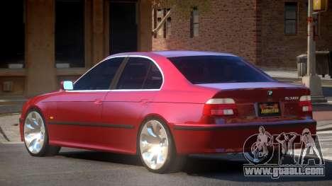 BMW M5 E39 TR for GTA 4