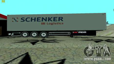 Trailer with 4 extras for GTA San Andreas