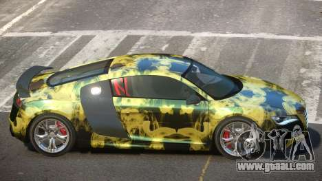 Audi R8 R-Tuned PJ4 for GTA 4