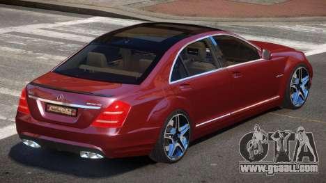 Mercedes Benz S65 LS for GTA 4