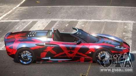 Spyker C8 R-Tuned PJ1 for GTA 4
