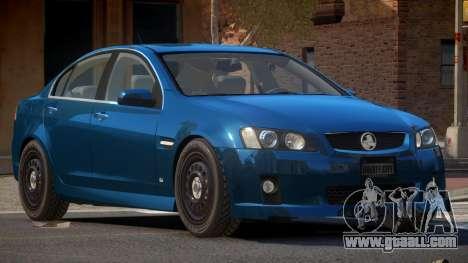 Holden Commodore TR for GTA 4