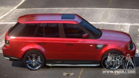 Range Rover Sport TR for GTA 4