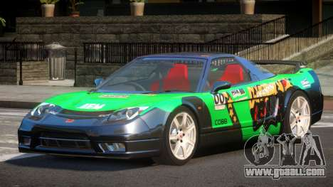 Honda NSX Racing Edition PJ2 for GTA 4
