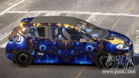 Fiat Punto TR PJ3 for GTA 4