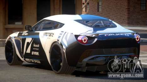 Aston Martin Zagato G-Style PJ4 for GTA 4