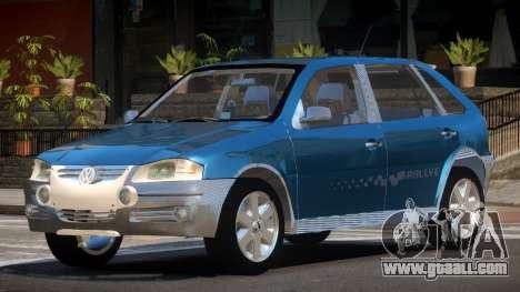 Volkswagen Gol SL for GTA 4