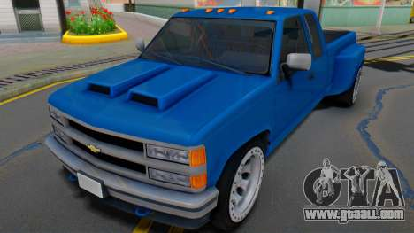 1992 Chevrolet Silverado 3500 Custom for GTA San Andreas