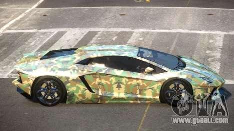 Lamborghini Aventador LP700-4 GS PJ3 for GTA 4