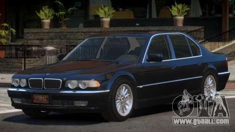 BMW 740i E38 V1.0 for GTA 4