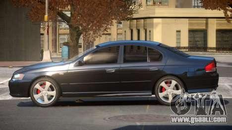 Ford Falcon TR for GTA 4
