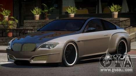 BMW M6 F12 R-Tuning for GTA 4