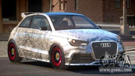 Audi A1 G-Style PJ6 for GTA 4