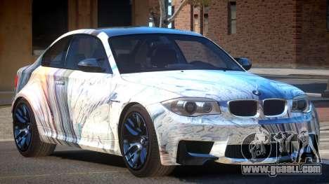 BMW 1M E82 MS PJ2 for GTA 4