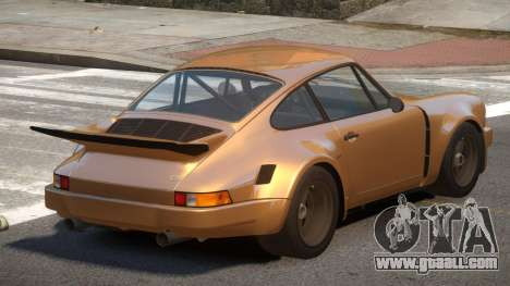 1981 Porsche Carrera for GTA 4