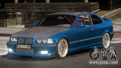 BMW M3 E36 TR for GTA 4