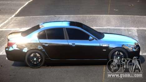 BMW M5 E60 SR for GTA 4