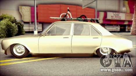 Peugeot 504 Luxury for GTA San Andreas