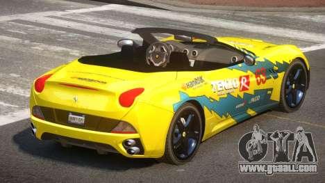Ferrari California SR PJ4 for GTA 4
