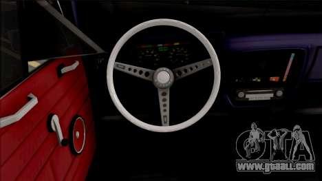 Ikco Paykan Sport Grey for GTA San Andreas