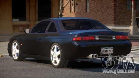 Nissan 200SX SR for GTA 4