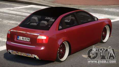 Audi S4 MR for GTA 4